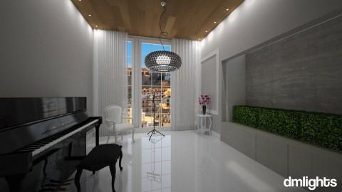 Music - Living room - by DMLights-user-1370483