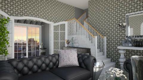 Royals - Glamour - Living room - by cheyjordan