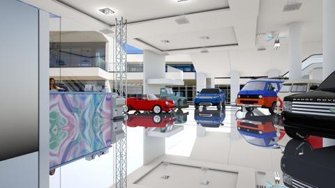 IP Rave Car saloon - by Nari31