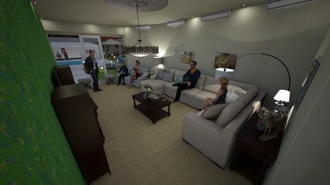 shaikh ali guest 3 - Living room - by lorenz
