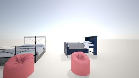 bedroom - by Karen Hyche