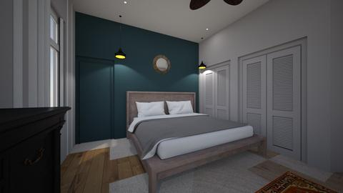 Woodridge Master Bedroom - Bedroom - by curatedbyhelen