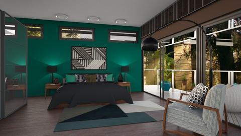 Century - Bedroom - by zarky