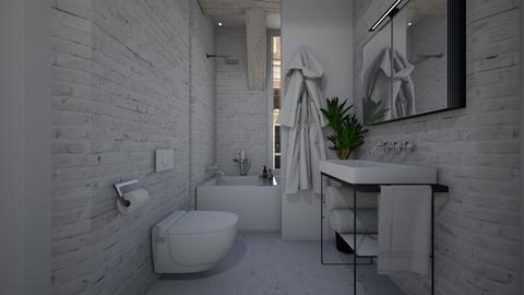 Casa172Bathroom - Eclectic - Bathroom - by nickynunes