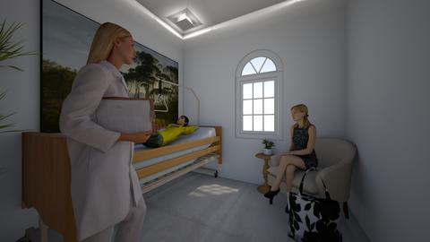 hospital room - Modern - Kids room - by jade1111