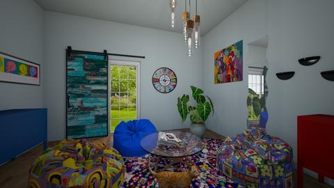 Styles - Living room - by sak2007