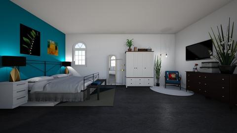 Bedroom - Bedroom - by emilydamkjr