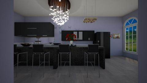 kitchen_peyton - Kitchen - by ebotello