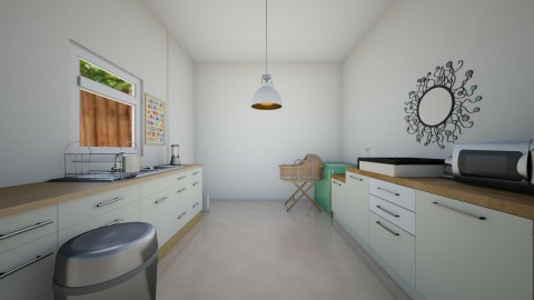 My Acc Kitchen - Classic - Kitchen - by TailaHot