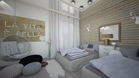 App3 - Classic - Bedroom - by NikolinaB26