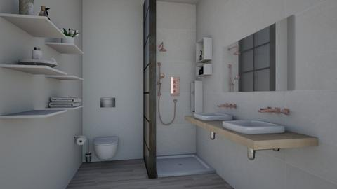 Citizen OAK 2 - Modern - Bathroom - by Jacqueline De la Guia