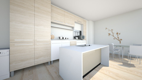 professional - Kitchen - by design_123