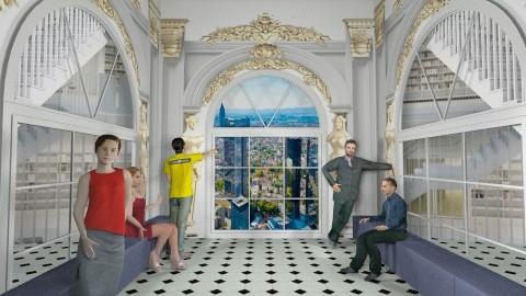 Elevator Design 0 - by garryandreas