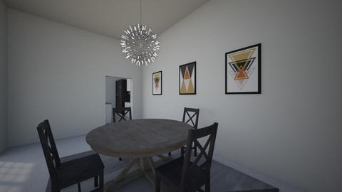 Full house - Modern - by mrcrow711
