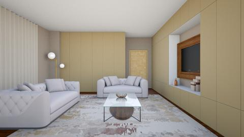 living - Minimal - Living room - by Cartell