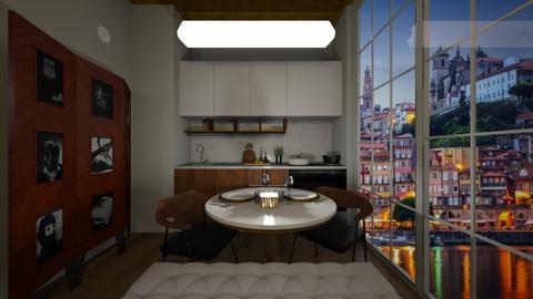 Casa386Kitchen - Eclectic - Kitchen - by nickynunes