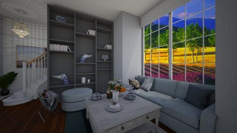 Happy morning - Living room - by nevenadesko
