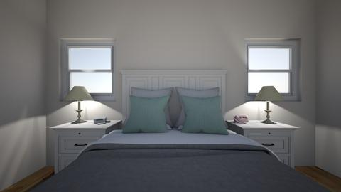 Iylahna Eastwood - Bedroom - by senewby