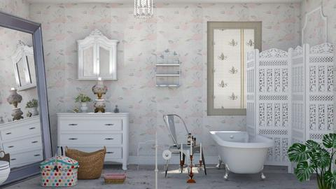 Shabby ChicBathroom - by jasmin_jasmin