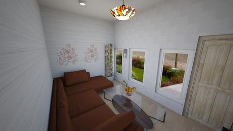living room - Minimal - Living room - by ninaanggini