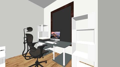 Estudio 1 - Modern - Office - by javipinilla