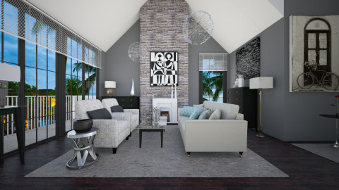Overload - Modern - Living room - by Lucii