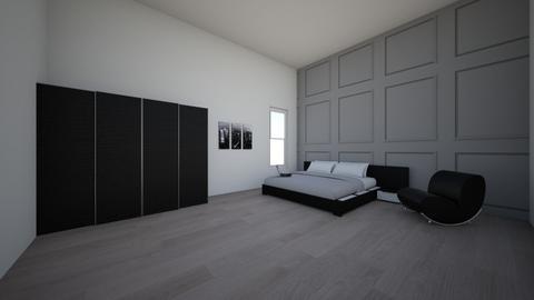 Saf - Bedroom - by Menahkarimi
