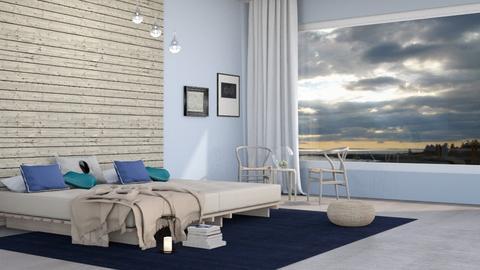 Nautical Bedroom - Eclectic - Bedroom - by fashionistafalida