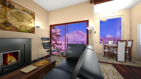 cottage - Living room - by emina27