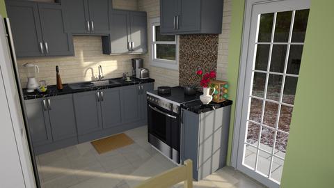 kitchen 2 - Kitchen - by nandologia