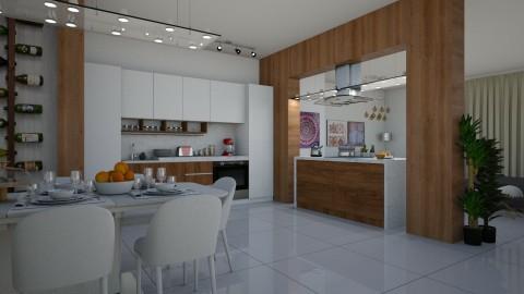 28112017a - Modern - Kitchen - by matina1976