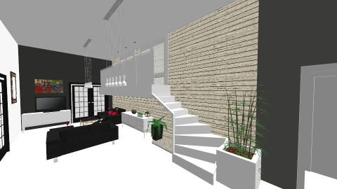 Lorain suite 2e prop - Living room - by fabienne vernet