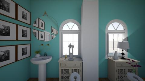 spa - by tonishea