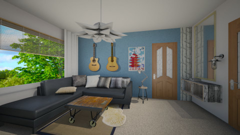our living room - Living room - by Amy Neil_415