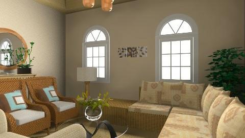 LR78 - Living room - by apriljoyeby