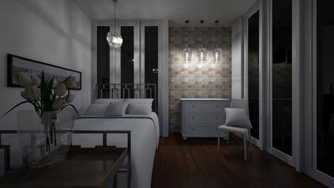 Small Bedroom 15 - Modern - Bedroom - by XiraFizade