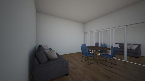 lounge half 2 - Dining room - by BLOBy2