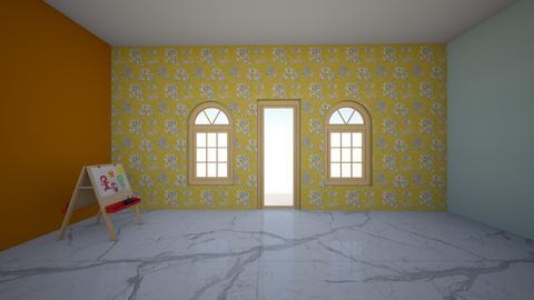 Blakely Creamer  - Kids room - by HMCYGDXDNUBBYQCXGBZNUJDXKKAJXVY