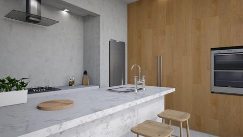 Kitchen House Z - by Valeska Stieg