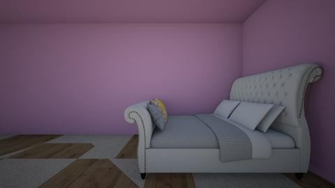 my bedroom - by Kylee Hester