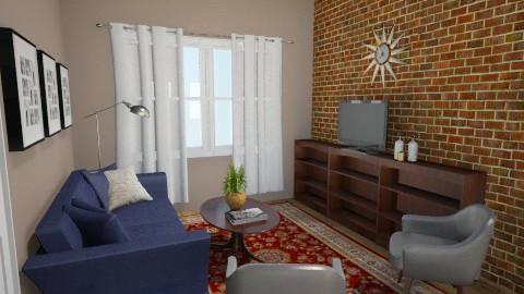 LR1 - Modern - Living room - by eweaver3