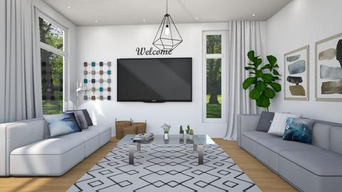 Template 2019 living room - Living room - by lovedsign