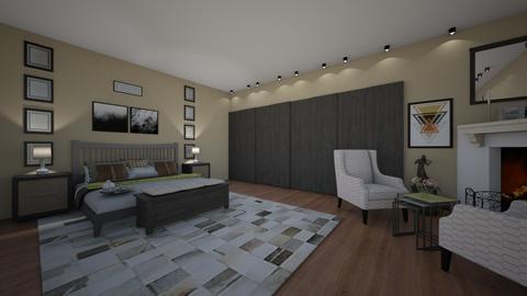 IP DIEGO - Bedroom - by ElleThePimp