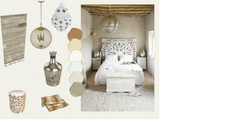 bedroom cream - by egallaway