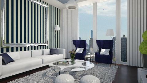 Living room  - Modern - Living room - by Nurummairah