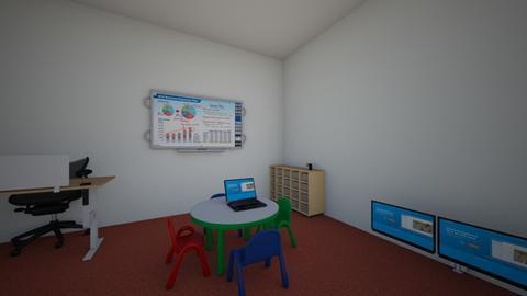 123 - Kids room - by nurinmy