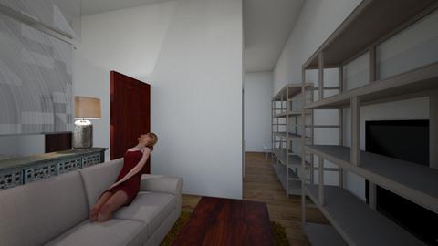 alumni junior - Living room - by naumankm