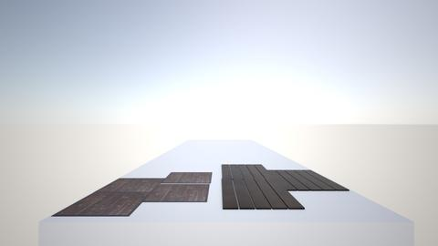 wood floor - by starsector