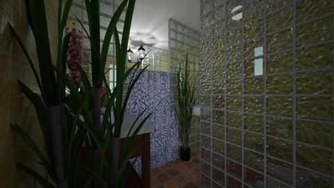 c - Bathroom - by Snarlette