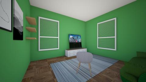 Amazing Kids Den  - Vintage - Kids room - by ilovepie